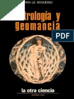 Gwen Le Scouézec - Astrología y Geomancia