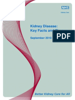 Kidney Disease Key Facts