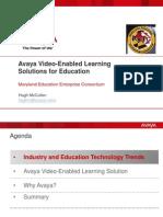 avayavideo-enabledlearningsolutionsforeducation