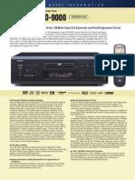 Denon Dvd9000