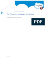 Forcedotcom Multitenant Architecture Wp 2012 12