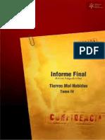 Archivo del Terror Informe Final de la Comisión de Verdad y Justicia Tomo IV