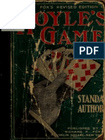Fox's Revised Edition of Hoyle's Games 1905