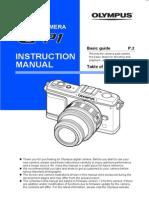 E-P1 Instruction Manual (English)