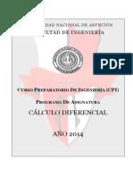 Cpi2014 Programa Calculo Diferencial