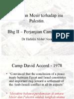 Bhg II - Pendirian Mesir Dalam Isu Palestin