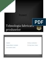 Proiect tfp