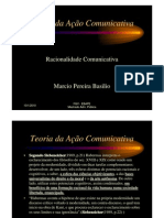 Teoria da Ação Comunicativa