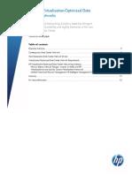 Optimizacion de una red virtualizada en CD