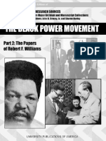 28938376 Robert Williams and the Black Power Movement