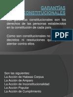 GARANTÍAS CONSTITUCIONALES  EXPO.pptx