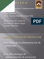 Etapas de La Administracion de Proyectos