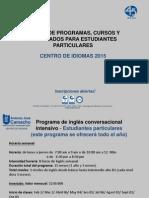 OFERTA ESTUDIANTES PARTICULARES - CENTRO DE IDIOMAS 2015.pdf