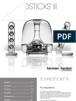 SoundSticks III