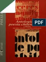 Antología de poesía chilena nueva (1935)