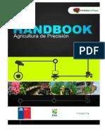 INIA - Handbook Agricultura de Precisión