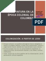 Portafolio 2. Pintura colonial en Colombia
