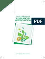Educación Ambiental Experiencias Metodologicas