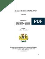 Penyakit Hirschsprung Css