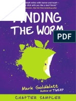 Finding the Worm by Mark Goldblatt | Chapter Sampler