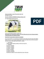 Final Update Holstein Plaza Online Heifer Sale