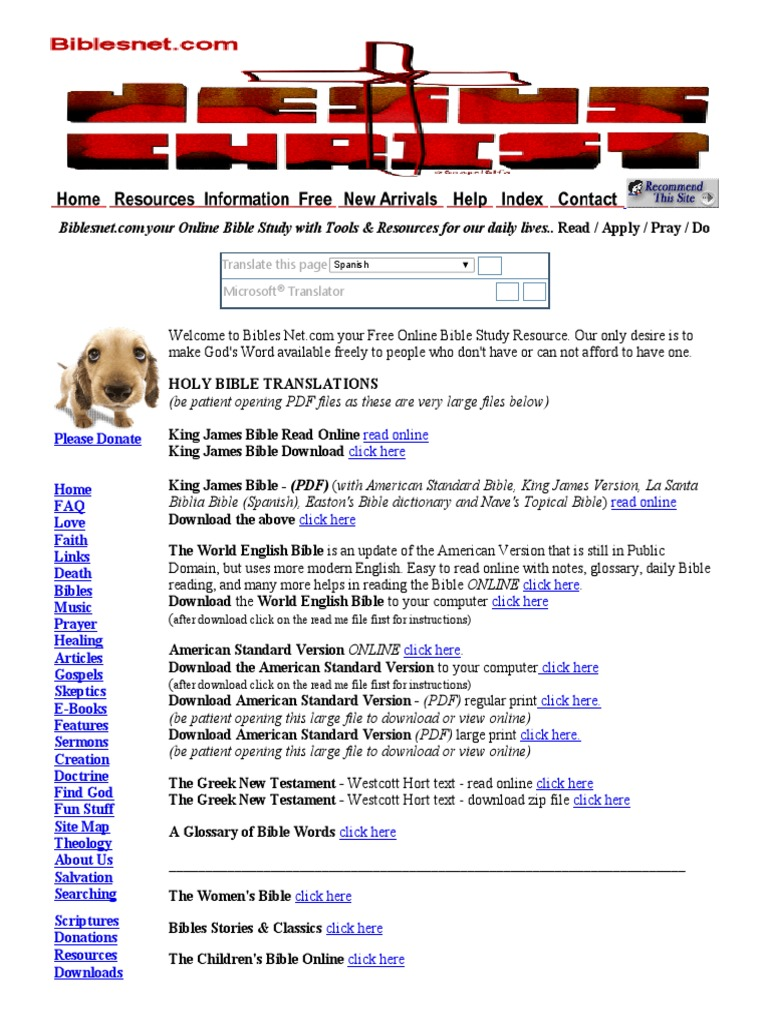 King James Bible Dictionary Pdf