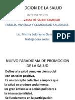 Promocion de La Salud y Salud Familiar[1]