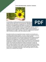 Normatividad Sector Agroindustrial Aceites y Grasas