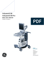 Voluson® S6 Voluson® S8 Voluson® S8 Pro Basic User Manual