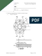 Lecture 10 (DC Motors III) - Overhead