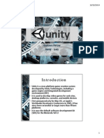 Unity Tutorial Pdf