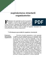 Cap. 7.Reproiectarea Structurii Organizatorice