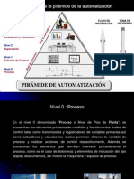 Piramide de Automatizacion Con Protocolos