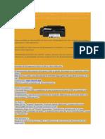 Cómo Restablecer La Almohadilla Error de Desbordamiento de Contador de Residuos de Tinta Para La Impresora Epson L200