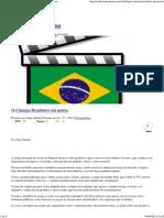 O Cinema Brasileiro Em Pauta