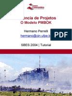 Gerência de Projetos - PMBOK