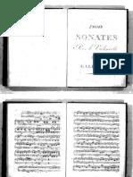 Baillot - 2 Cellos Sonatas