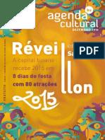 Agenda Dezembro 2014