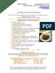Presupuesto Buffet Internacional
