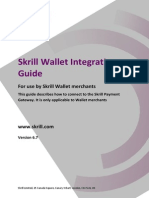 Skrill Gateway Guide - Wallet