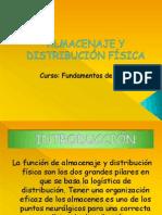 Almacenaje y Distribucion Fisica
