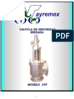 Cat Vayremex PSV34V-06