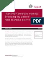 1 Vanguard Emerging Markets