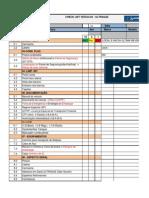 Modelo Checklist