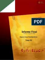 Archivo del Terror Informe Final de la Comisión de Verdad y Justicia Tomo VII