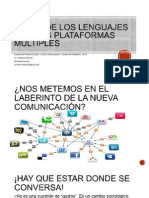 Periodismo Digital Clase 2014