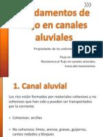 3. Fundamentos de Flujo en Canales Aluviales 1 y 2