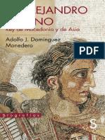 Alejandro Magno - Domínguez Monedero, Adolfo