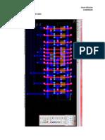Gambar Layut CMOS Untuk Full Adder