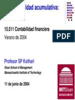 Contabilidad Acumulativa - SP Khatari